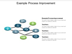 Example Process Improvement Ppt PowerPoint Presentation Ideas Layout Ideas Cpb