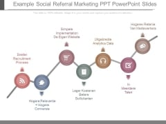 Example Social Referral Marketing Ppt Powerpoint Slides