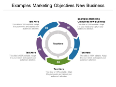 Examples Marketing Objectives New Business Ppt PowerPoint Presentation Model Graphics Download Cpb Pdf