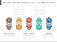 Examples Of Problem Solving Template Powerpoint Templates