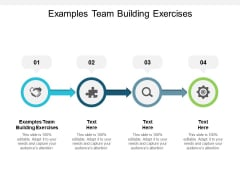 Examples Team Building Exercises Ppt PowerPoint Presentation Infographic Template Examples