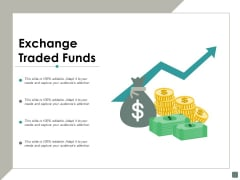 Exchange Traded Funds Contribution Ppt PowerPoint Presentation Infographics Tips