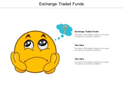 Exchange Traded Funds Ppt PowerPoint Presentation Slides Rules Cpb