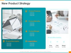 Executing Organization Commodity Strategy New Product Strategy Features Themes PDF