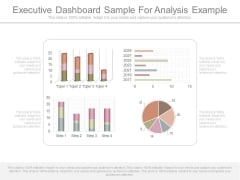 Executive Dashboard Sample For Analysis Example