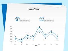 Executive Leadership Programs Line Chart Ppt PowerPoint Presentation Ideas Graphics PDF