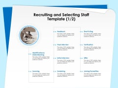 Executive Leadership Programs Recruiting And Selecting Staff Template Sourcing Ppt PowerPoint Presentation Gallery Objects PDF