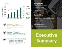 Executive Summary Ppt PowerPoint Presentation Good