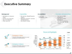 Executive Summary Ppt PowerPoint Presentation Outline Example Introduction
