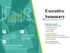 Executive Summary Ppt PowerPoint Presentation Summary Themes