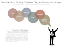 Executive Team Building Exercises Diagram Presentation Images