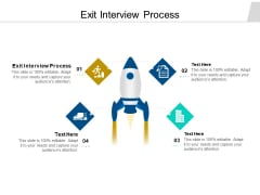 Exit Interview Process Ppt PowerPoint Presentation Pictures Samples Cpb Pdf