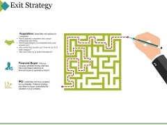 Exit Strategy Ppt PowerPoint Presentation Infographics Graphic Images