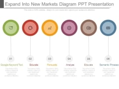 Expand Into New Markets Diagram Ppt Presentation