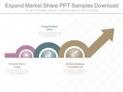 Expand Market Share Ppt Samples Download