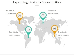 Expanding Business Opportunities Ppt PowerPoint Presentation Ideas Good
