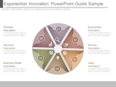 Experiential Innovation Powerpoint Guide Sample