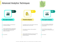 Expert Systems Advanced Analytics Techniques Icons PDF
