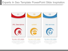Experts In Seo Template Powerpoint Slide Inspiration