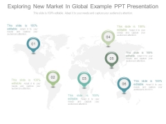 Exploring New Market In Global Example Ppt Presentation