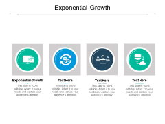 Exponential Growth Ppt PowerPoint Presentation Styles Template Cpb Pdf