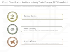 Export Diversification And Intra Industry Trade Example Ppt Powerpoint