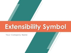 Extensibility Symbol Load Balancer Business Idea Ppt PowerPoint Presentation Complete Deck
