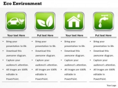 Eco Environment PowerPoint Presentation Template