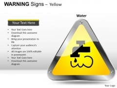 Ecology Warning Signs PowerPoint Slides And Ppt Diagram Templates