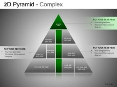 Editable Complex Multilayer PowerPoint Pyramid Slides And Templates