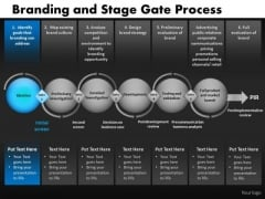 Editable Phase Gate Process PowerPoint Slides Ppt Templates
