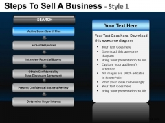 Editable PowerPoint Business Sale Slides And Ppt Diagram Templates