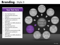 Editable Ppt Slides 9 Stages Wheel And Spoke Diagram PowerPoint Slides