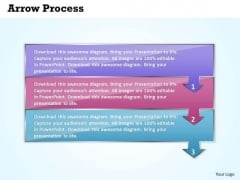 Editable Ppt Template Arrow Process 3 Phase Diagram Project Management PowerPoint 1 Design