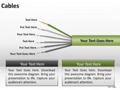 cables powerpoint templates backgrounds presentation slides ppt rh slidegeeks com
