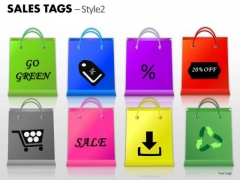 Editable Shopping Bags PowerPoint Slides And Ppt Graphics