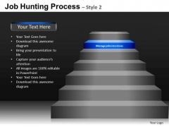 Editable Stairs Step Diagrams PowerPoint Slides And Ppt Diagram Templates