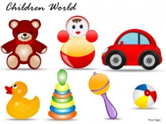 Education Children World PowerPoint Slides And Ppt Diagram Templates