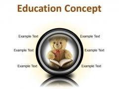 Education Concept Future PowerPoint Presentation Slides Cc