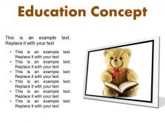 Education Concept Future PowerPoint Presentation Slides F