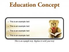Education Concept Future PowerPoint Presentation Slides R