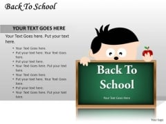 Education Kid Back To School PowerPoint Slides And Ppt Diagram Templates