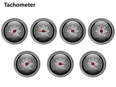 Education Tachometer Full Dial PowerPoint Slides And Ppt Diagram Templates