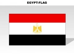Egypt Country PowerPoint Flags