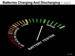 Electricity Batteries Charging 3 PowerPoint Slides And Ppt Diagram Templates