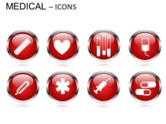 Emergency Medical Icons PowerPoint Slides And Ppt Diagram Templates