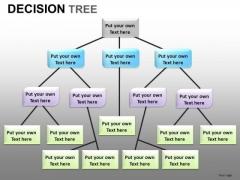 Employee Organization Chart PowerPoint Slides