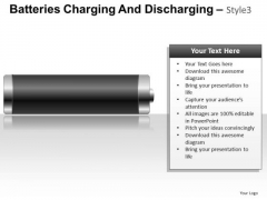 Energy Batteries Charging 3 PowerPoint Slides And Ppt Diagram Templates