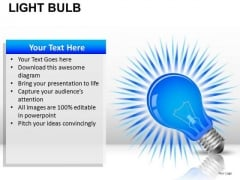 Energy Light Bulb PowerPoint Slides And Ppt Diagram Templates
