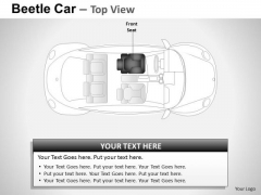 Engine Red Beetle Car PowerPoint Slides And Ppt Diagram Templates